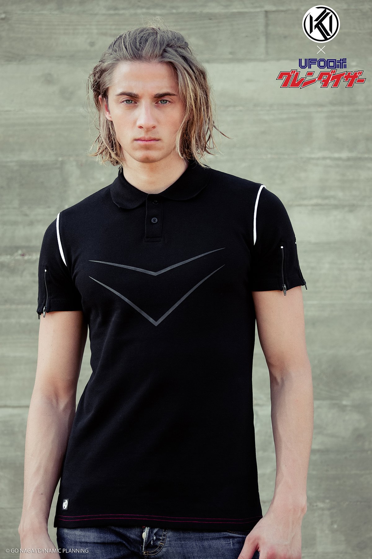 Grendizer Goldorak t-shirt