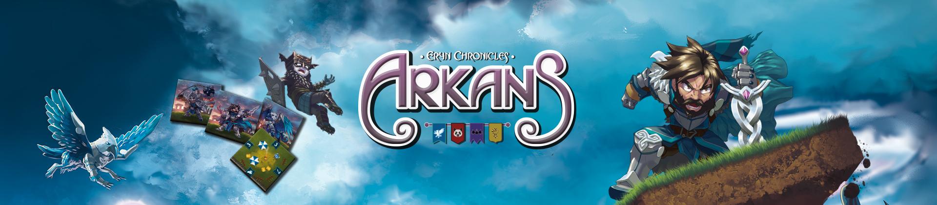 Arkans Accueil